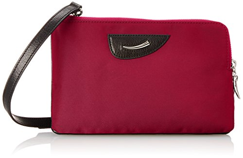 tusk-gotham-gloss-double-zip-cross-body-bag-raspberry-one-size