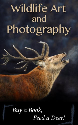 Wildlife Art and Photography: Buy a Book, Feed a Deer! (English Edition)