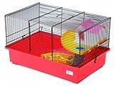 Dixi Draht Hamsterkäfig 49x 32,5x 29cm