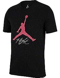 Nike M jsw Tees Flight Cement AOP, Camiseta para Hombre, Hombre, AA1893 010