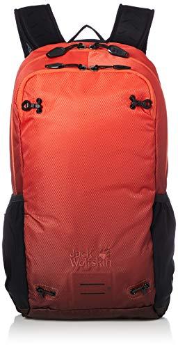 Jack Wolfskin Halo 22 Pack Sportrucksack, Aurora orange, One Size (Halos Orangen)