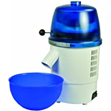 Hawos Novum in Blau/Weiss Getreidemühle 360 Watt Mahlleistung 125 g/min