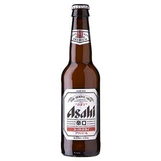 Asahi Super Dry Beer (24 x 330ml Bottles)