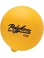 POLYFORM WATER SKI SLALOM BUOY YELLOW