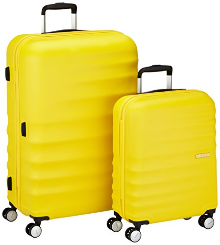american-tourister-wavebreaker-2-pieces-a-koffer-set-96-liter-sunny-yellow