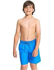 Zoggs Boys' Mosman Washed Swim Shorts