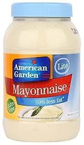 American Garden Mayonnaise Lite, 887ml