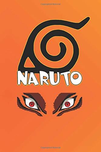 Preisvergleich Produktbild Naruto: Anime Notebooks,  Motivation,  Inspiring,  Journal,  Naruto