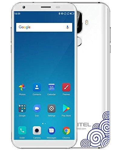 OUKITEL K5 - 5.7 pulgadas HD (relación 18: 9) Android 7.0 4G Smartphone, 1.5GHz quad core 2GB + 16GB, batería 4000mAh,...
