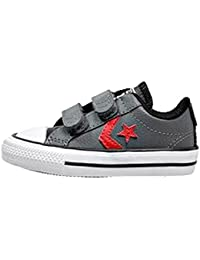 Sneakers velcro niño Converse Star Player Ev Thunder-Black