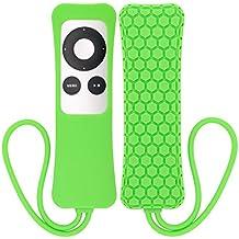 YOCOWOCO - Carcasa de Silicona Suave y Ligera para Apple TV Segunda y Tercera Mando a