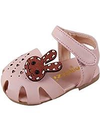 09b0fef127b03 Xmiral Chaussure Enfant Filles élégante Amour Lapin Nourrisson Princesse  Souliers