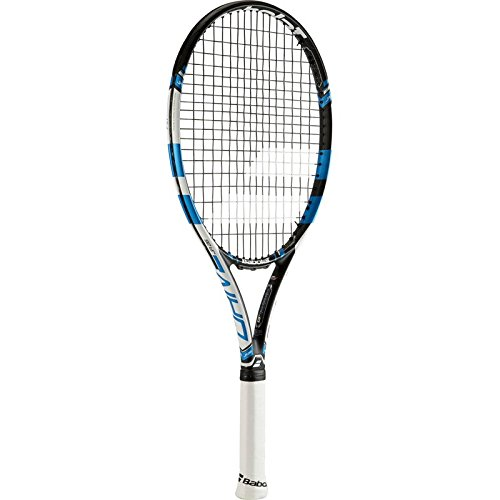 2016 Babolat Pure Drive Junior 26 Tennis Racquet – Srung with Cover
