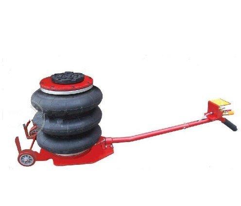 Gowe 2-zu 3Tonnen geeignet Air Impact Boden Lifting Jack Auto Truck Car Limousine ballonett Gasbag Lifting Ständer Gummi Pneumatische Impact Jack (Jack Air Auto)