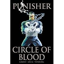 [ CIRCLE OF BLOOD (PUNISHER (UNNUMBERED)) - ] Circle of Blood (Punisher (Unnumbered)) - By Grant, Steven ( Author ) Sep-2011 [ Paperback ]