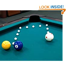 VARIATIONS ON TWO POOL GAMES on a 6-pocket table. : 1.  1-Rail 2-Rail Billiards with Pocket Shots.  2. Five Ball Rotation with 3 Balls