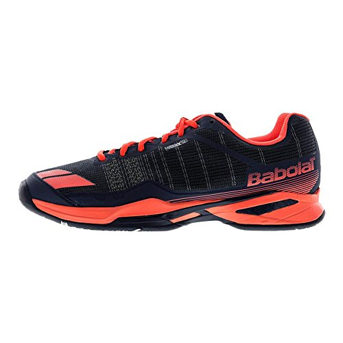 Chaussure Babolat Jet Team All Court 2017 Rouge