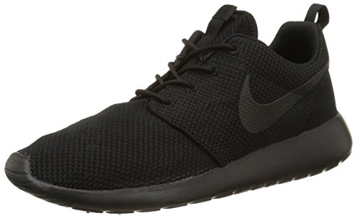 Nike Roshe One, Sneaker Unisex adulto, Nero (Black), 42.5