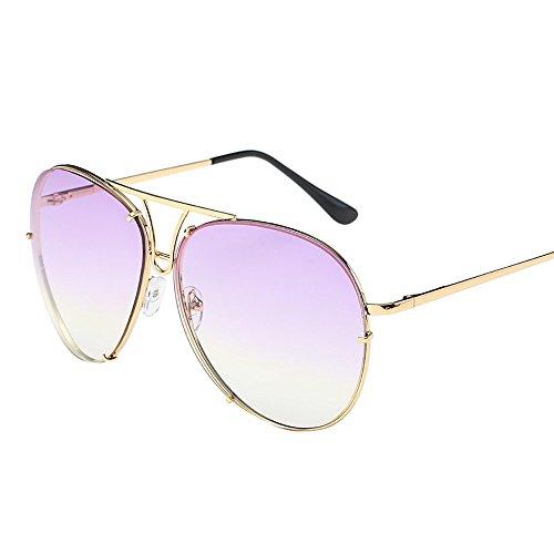 Gafas de sol polarizadas Hombre Mujer  UV400 gafas unisex Moderno  conductores para golf conducción 9c156a26072e