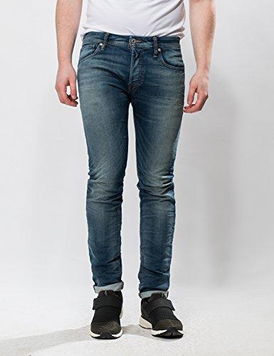 Jack &Jones - Jeans - Slim - Homme bleu indigo