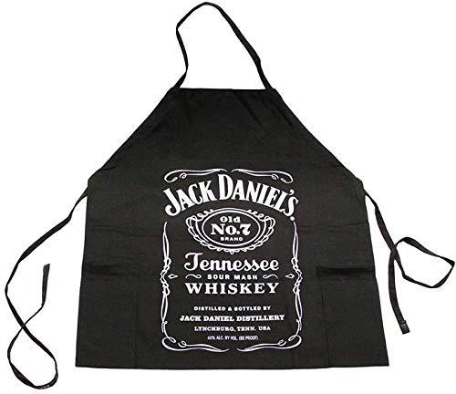 Logo Jack (Jack Daniel's BBQ Schürze Old No.7 Brand BBQ Apron)