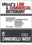 Image de West's Law & Commercial Dictionary. Dizionario giu