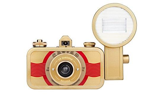 Lomography La Sardina Metall Edition Kamera–Beluga