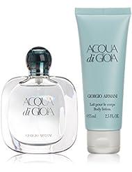 Armani Acqua Di Gioia Kit Cadeau Eau de Parfum + Lotion Corporelle 105 ml