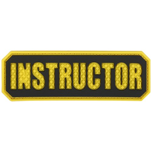 Maxpedition Instructor (Vollfarbe) Moral Patch