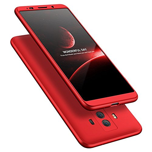 Huawei Mate 10 Pro Hülle, 3 in 1 Ultra Dünner Case