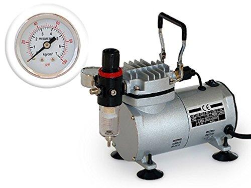 Aerograph Airbrush Mini Air Compressor