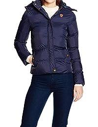 Amazon.es  Abrigos acolchados mujer - Chaquetas   Ropa de abrigo  Ropa 8f594123d6ba