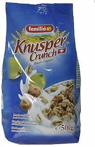 Familia Knusper Crunch Muesli (Granola), 500 g