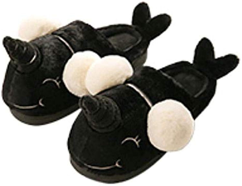 Oudan Pantofole Pantofole Pantofole di Cotone per la casa Bella da Donna, Scarpe Antiscivolo e Antiscivolo, rosa, 39-40 (Coloreee  ...   Prezzo ottimale  8bf56f