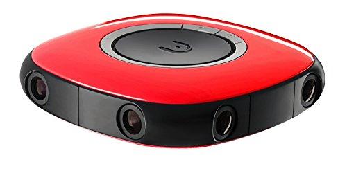 VUZE 3D-360 Grad-4K VR Kamera rot