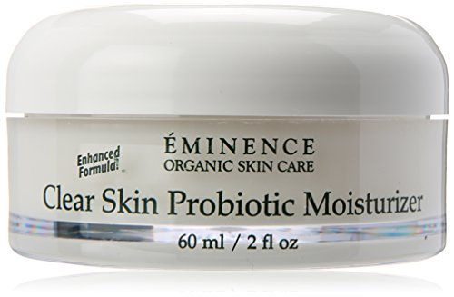 Eminence Clear Skin Probiotic Moisturizer, 2 Ounce by Eminence Organic Skin Care
