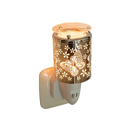 Elektrische Duftkerzen (pajoma Nachtlicht Duftlampe Butterfly, elektrisch)