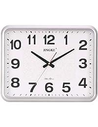 Reloj de Pared del Reloj, Reloj de Pared de la Sala Reloj de Pared Cuadrado