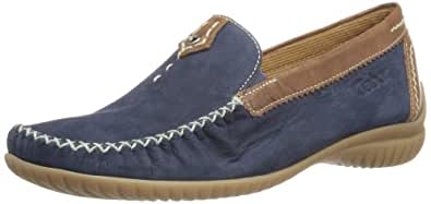 Gabor Shoes 86.090.46 Damen Mokassins ,Blau (navy/copper) ,36 EU