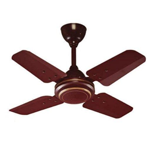 KEI Magic 24 Inch High Speed Ceiling Fan (Brown)