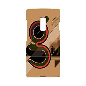BLUEDIO Designer 3D Printed Back case cover for Oneplus 2 / Oneplus Two - G3542