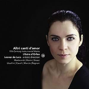 Altri Canti D'Amor - 17th Century Instrumental Works