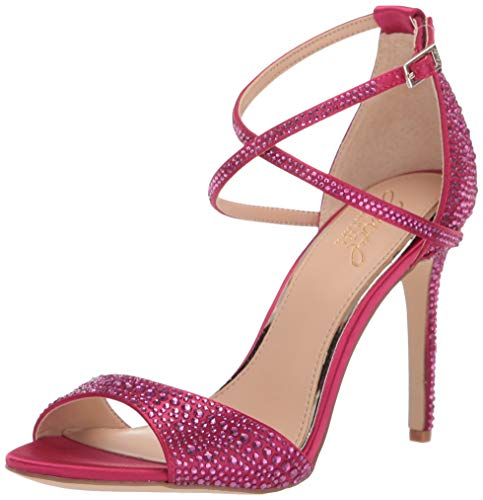 badgley mischka women's dillon heeled sandal
