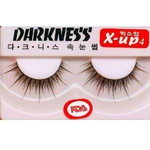 Darkness False Eyelashes Xup4 by Darkness False Eyelashes