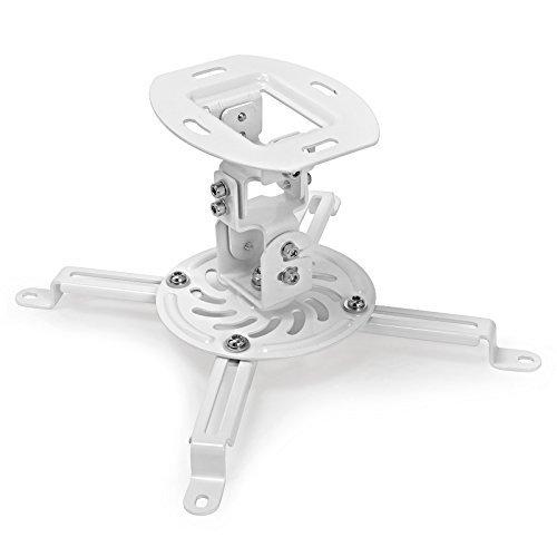Halterung Factory Low Profile Universal Deckenhalterung für Projektor–Weiß (Mount Trennen)