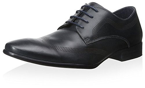 Kenneth Cole Reaction Re-solved Cuir Oxford Grey