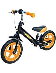 "sulov Roue Corsa Vélo pour homme, noir/orange, 12"", odraz/Corsa"