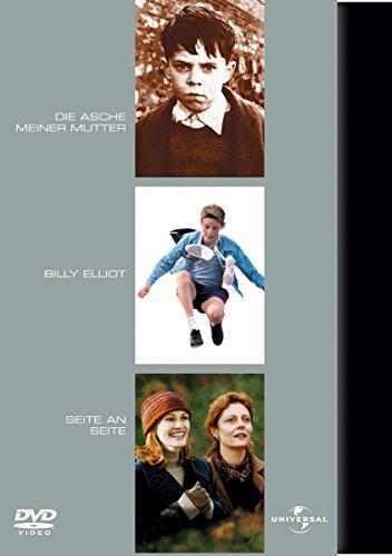 Die Asche meiner Mutter / Billy Elliot / Seite an Seite [3 DVDs]