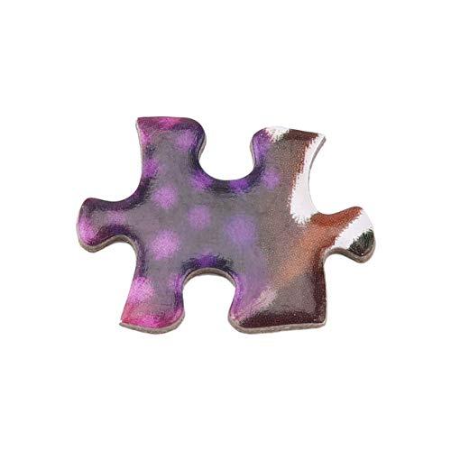 DoMoment 1000 pz//Set Il Cervo della Foresta Puzzle Fai da Te assemblato Carta Puzzle Jigsaw Puzzle Giocattoli educativi per i Bambini Regalo per Adulti