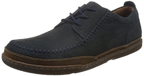Clarks Trapell Apron, Zapatos de Cordones Derby Hombre